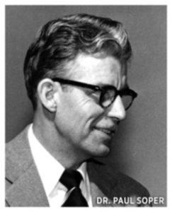 Dr. Paul Soper