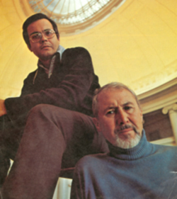 Ralph Allen & Anthony Quayle