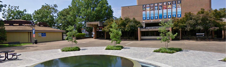 Clarene Brown Theatre Plaza