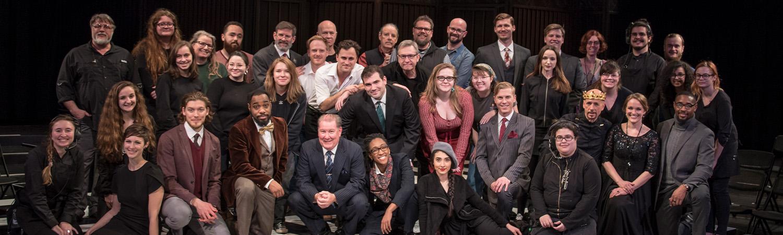 Hamlet, Carousel Theatre, Spring 2020