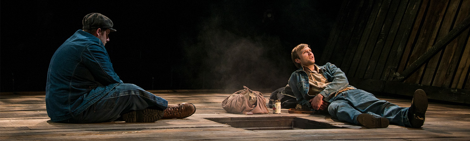 Of Mice and Men, Carousel Theatre, Fall 2015-2