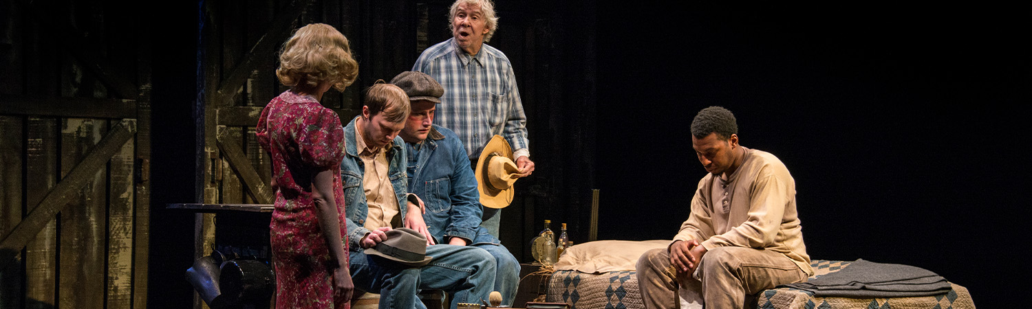 Of Mice and Men, Carousel Theatre, Fall 2015
