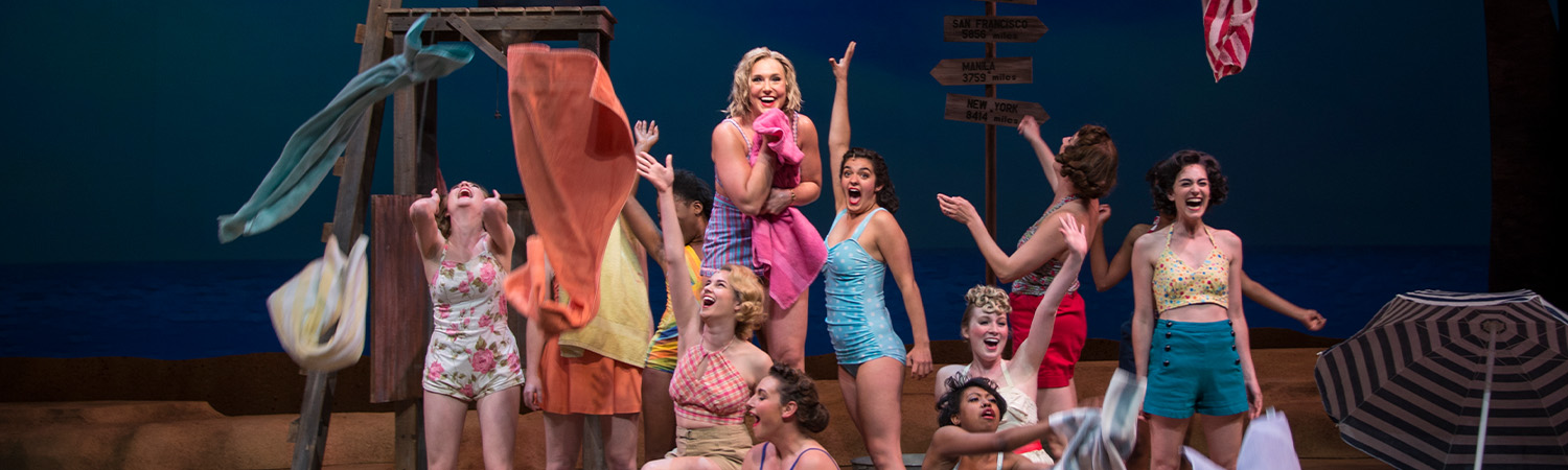 South Pacific, Clarence Brown Theatre, Spring 2016