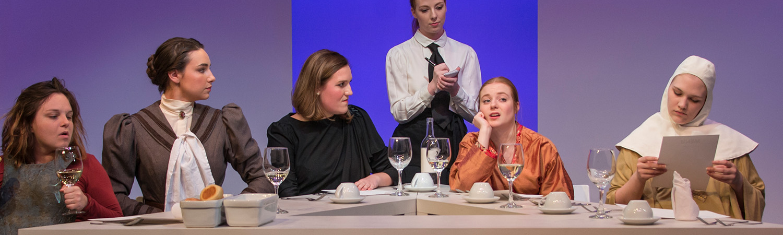 Top Girls, Lab Theatre, Spring 2017-2