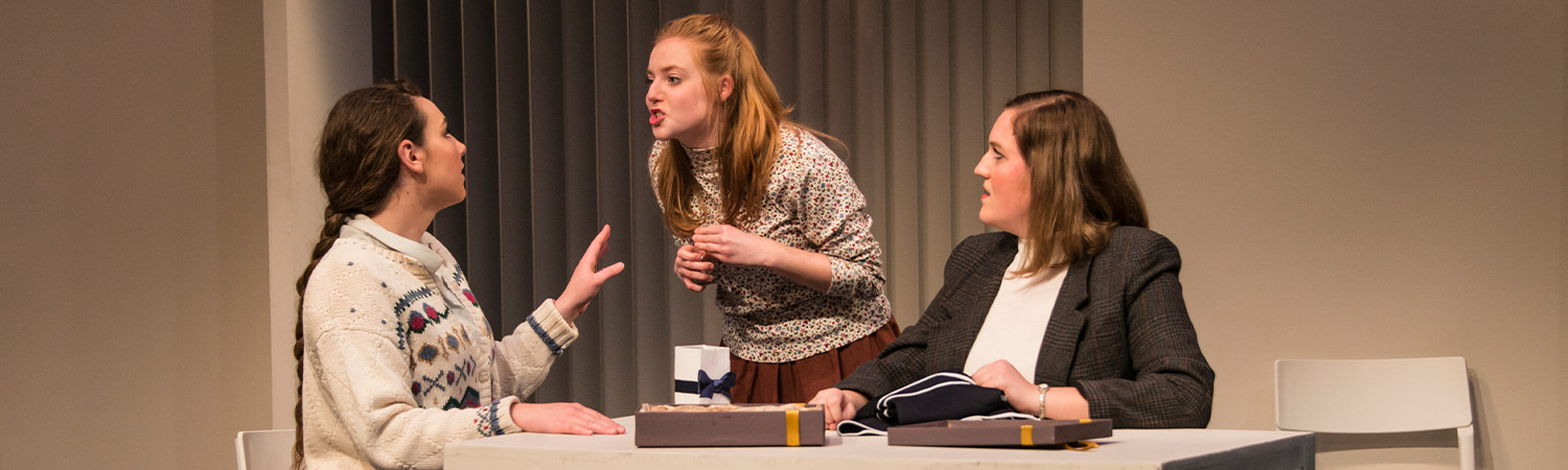 Top Girls, Lab Theatre, Spring 2017