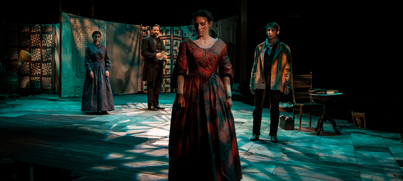 Alias Grace, Carousel Theatre, Fall 2018