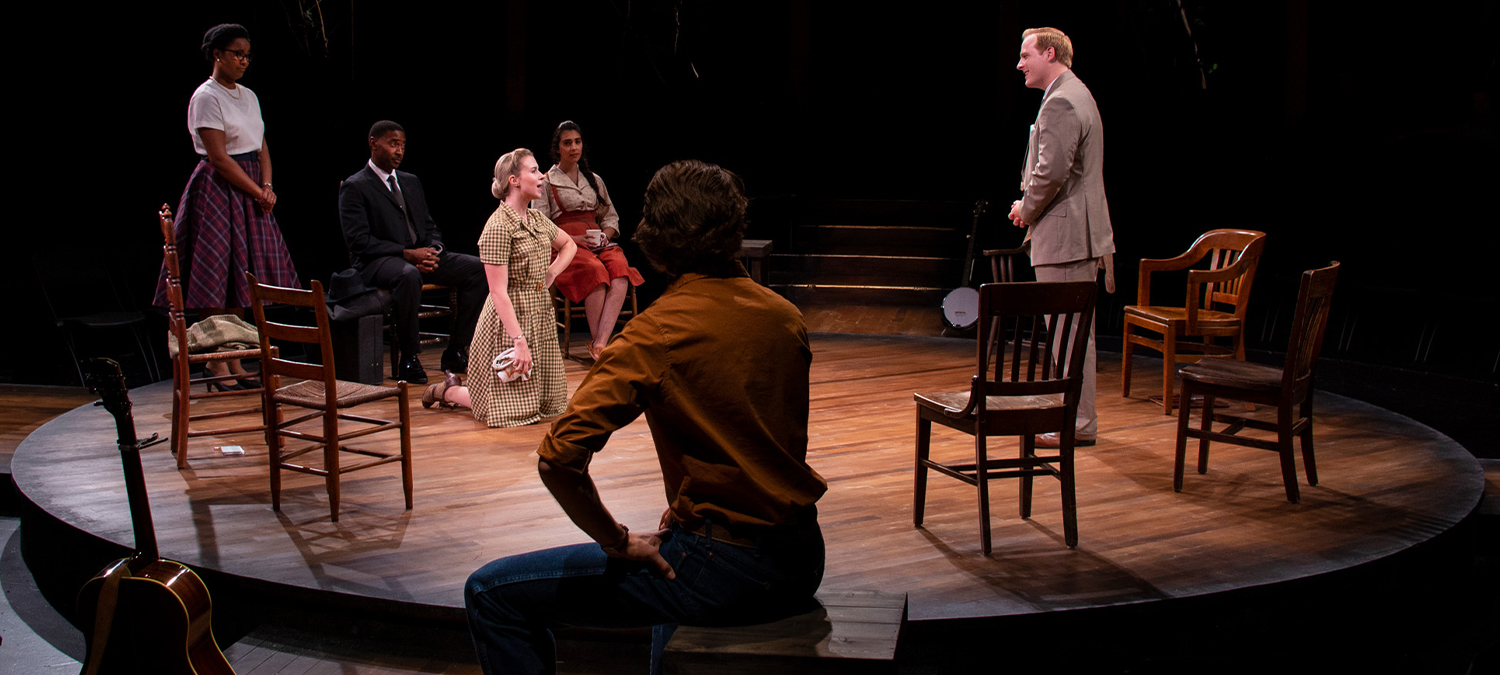 People Where They Are, Carousel Theatre, Fall 2019